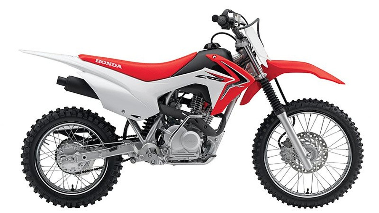 2017 Honda CRF125F for sale 200421128