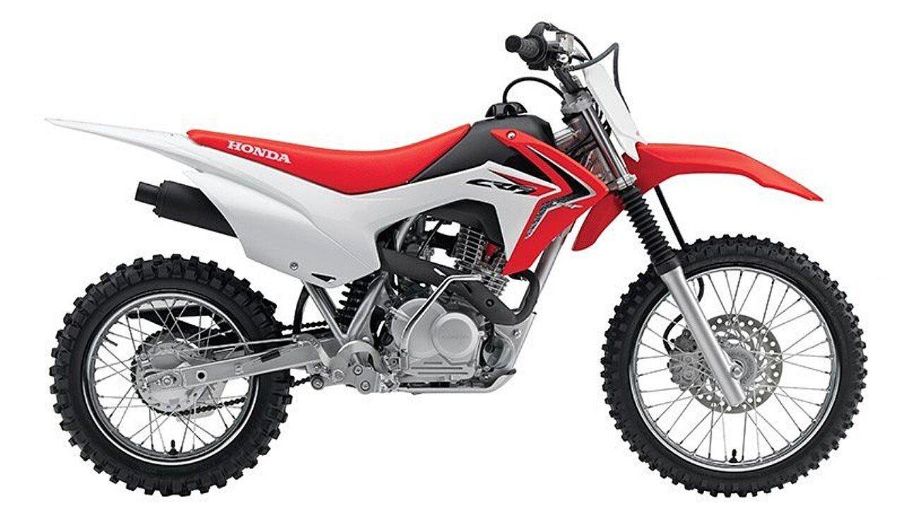 2017 Honda CRF125F for sale 200421128