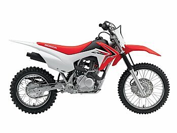 2017 Honda CRF125F for sale 200421130