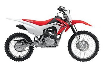 2017 Honda CRF125F for sale 200421354