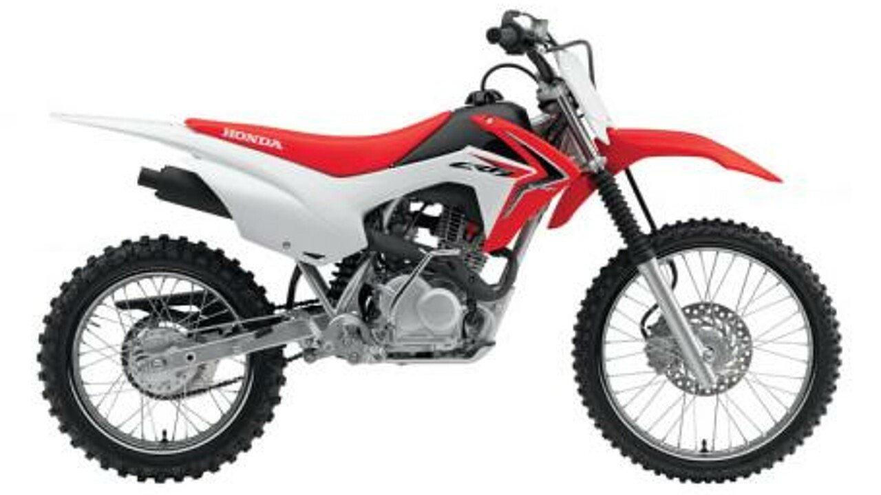 2017 Honda CRF125F for sale 200421354
