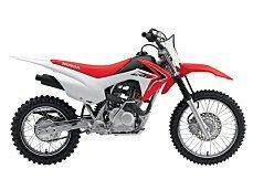 2017 Honda CRF125F for sale 200422638
