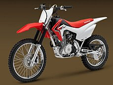2017 Honda CRF125F for sale 200508489