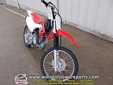 2017 Honda CRF125F for sale 200636665