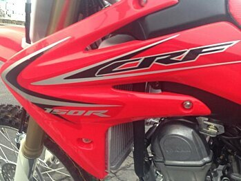 2017 Honda CRF150R Expert for sale 200502532