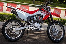 2017 Honda CRF230F for sale 200532353