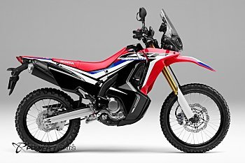 2017 Honda CRF250L for sale 200405980