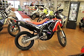 2017 Honda CRF250L for sale 200460048