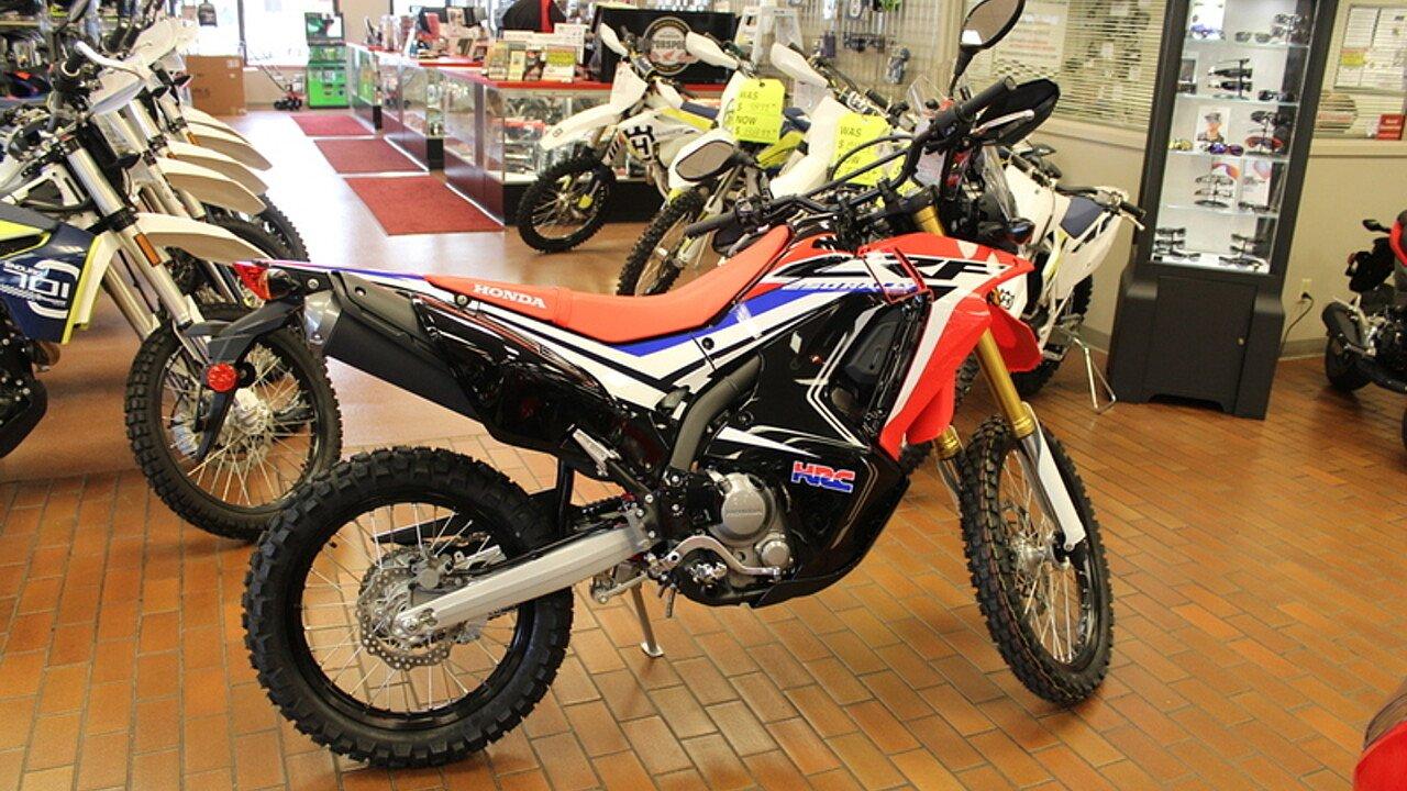 2017 Honda CRF250L for sale 200460048