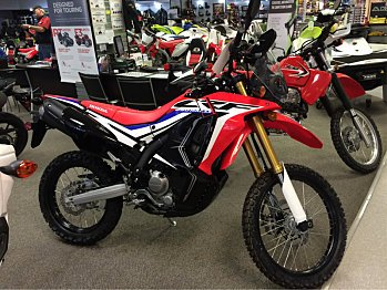 2017 Honda CRF250L for sale 200501716