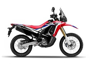 2017 Honda CRF250L for sale 200504304