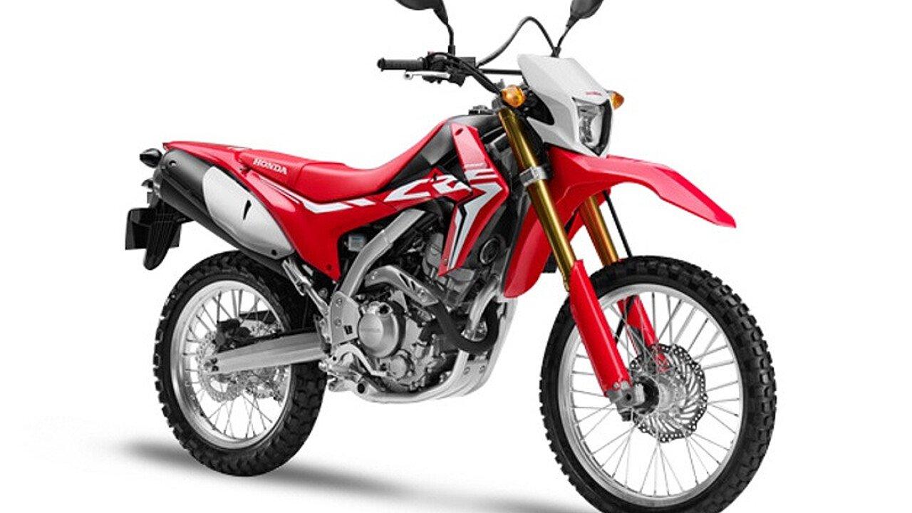 2017 Honda CRF250L for sale 200516924