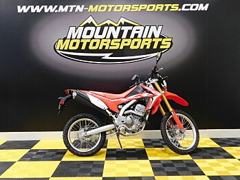 2017 Honda CRF250L for sale 200576748