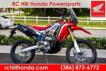 2017 Honda CRF250L for sale 200599527