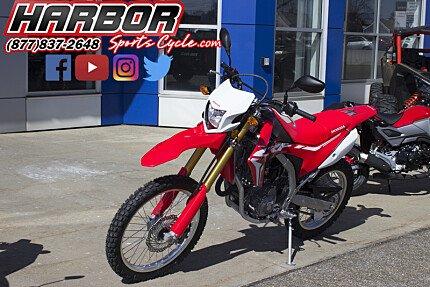 2017 Honda CRF250L for sale 200548099