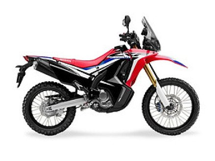 2017 Honda CRF250L for sale 200561424