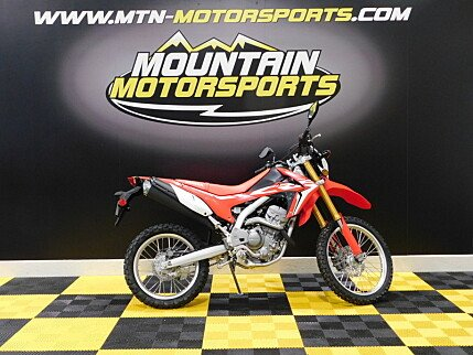 2017 Honda CRF250L for sale 200576726