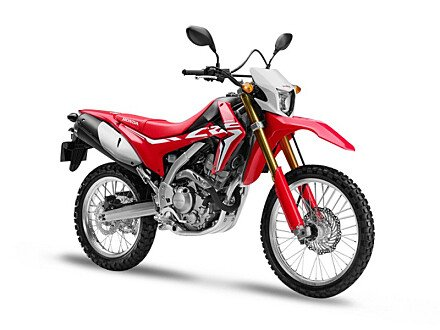 2017 Honda CRF250L for sale 200604866