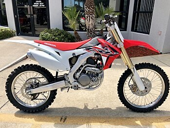 2017 Honda CRF250R for sale 200617429