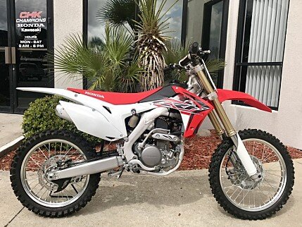 2017 Honda CRF250R for sale 200571053