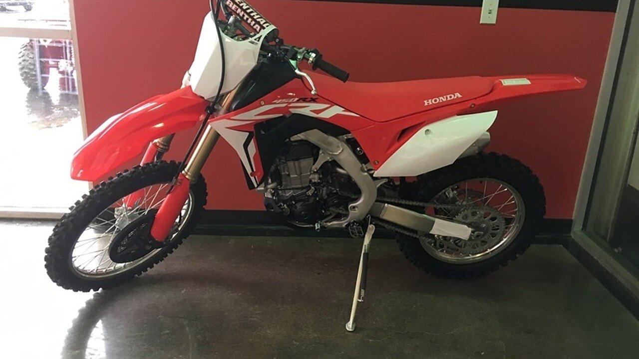 2017 Honda CRF450R for sale 200453007