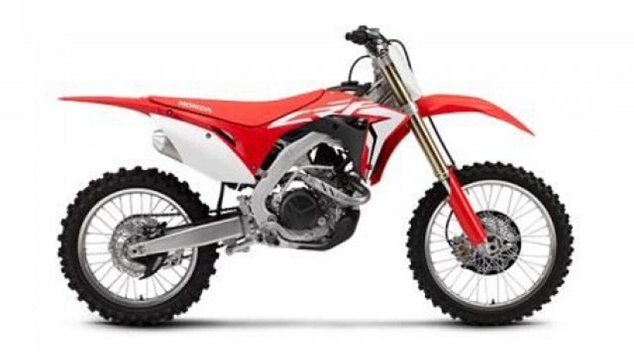 2017 Honda CRF450R for sale 200486436