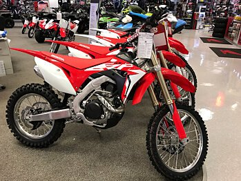 2017 Honda CRF450R for sale 200501737