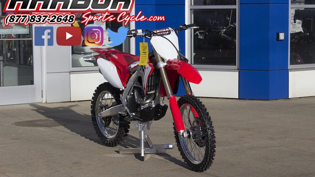 2017 Honda CRF450R for sale 200522226