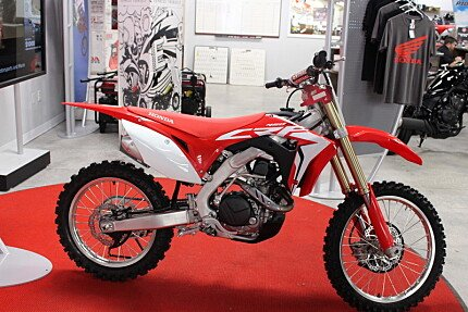 2017 honda crf450r motorcycles for sale - motorcycles on autotrader