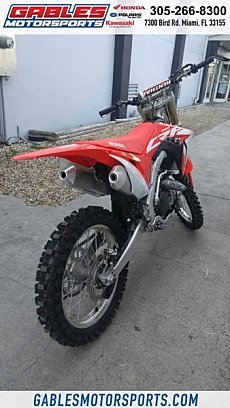 2017 Honda CRF450R for sale 200443115