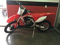 2017 Honda CRF450R for sale 200453007