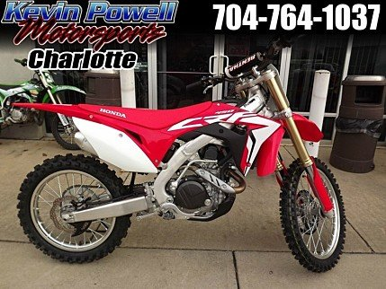 2017 Honda CRF450R for sale 200459659