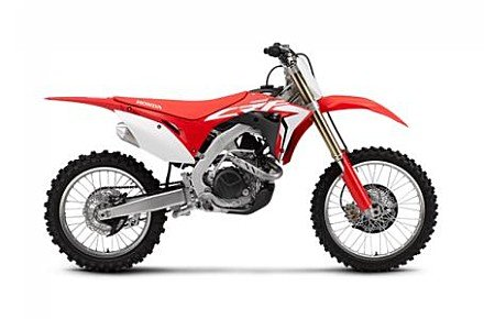 2017 Honda CRF450R for sale 200463080