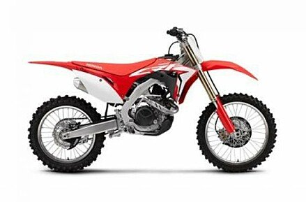 2017 Honda CRF450R for sale 200486436