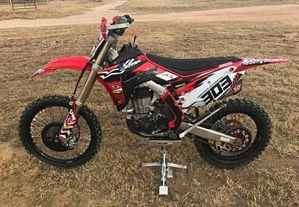 2017 Honda CRF450R for sale 200518403