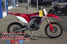 2017 Honda CRF450R for sale 200522226