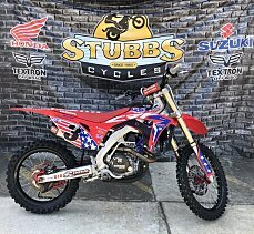 2017 Honda CRF450R for sale 200619812
