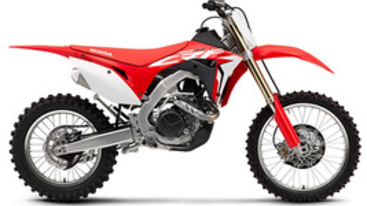 2017 Honda CRF450RX for sale 200466596