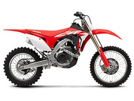 2017 Honda CRF450RX for sale 200464649