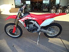 2017 Honda CRF450RX for sale 200465924