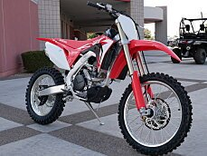 2017 Honda CRF450RX for sale 200472855