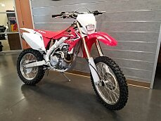 2017 Honda CRF450X for sale 200435247