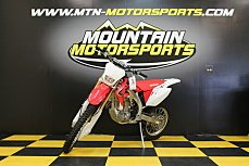 2017 Honda CRF450X for sale 200540665