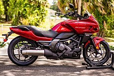 2017 Honda CTX700 DCT ABS for sale 200532376
