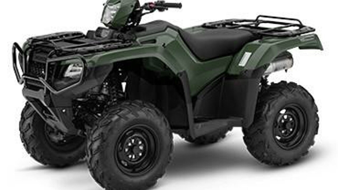 2017 Honda FourTrax Foreman Rubicon for sale 200362457