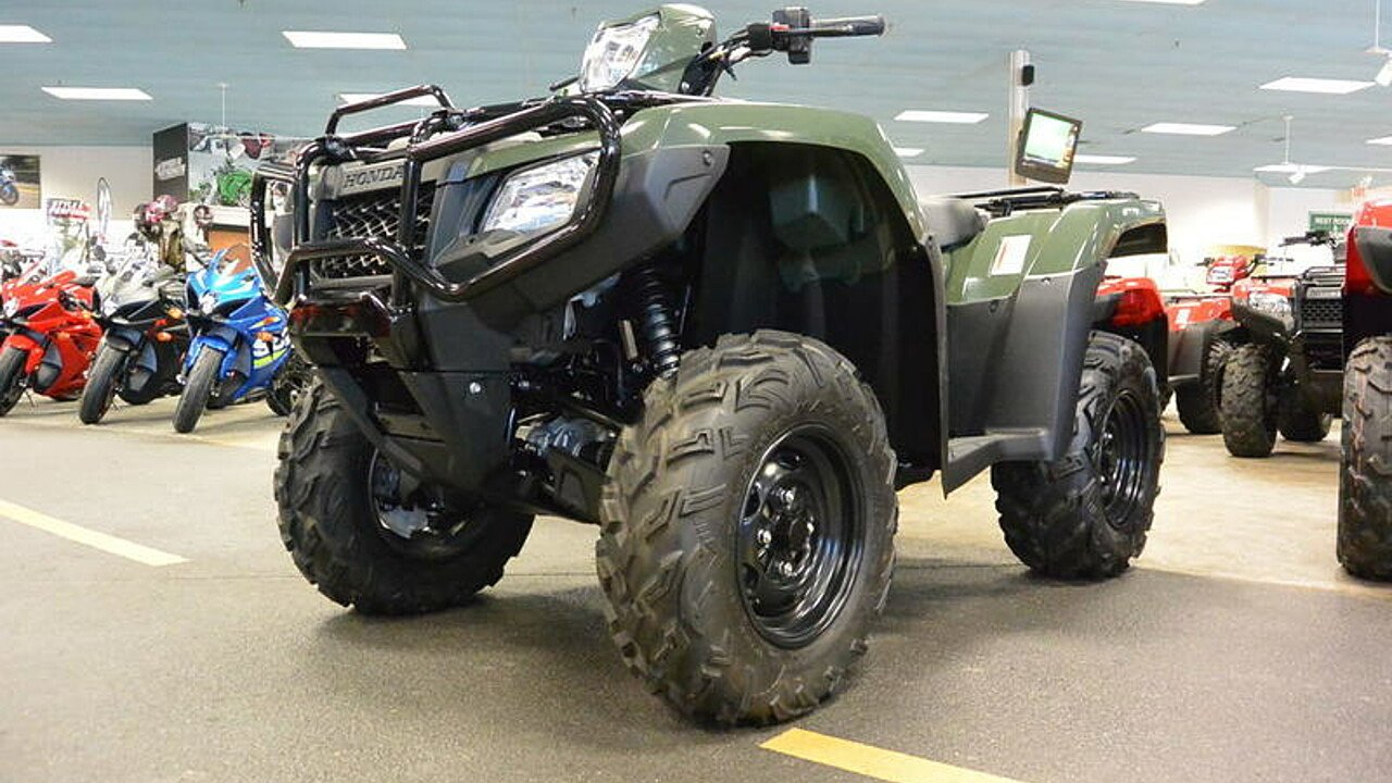 2017 Honda FourTrax Foreman Rubicon 4x4 Automatic DCT for sale 200420195
