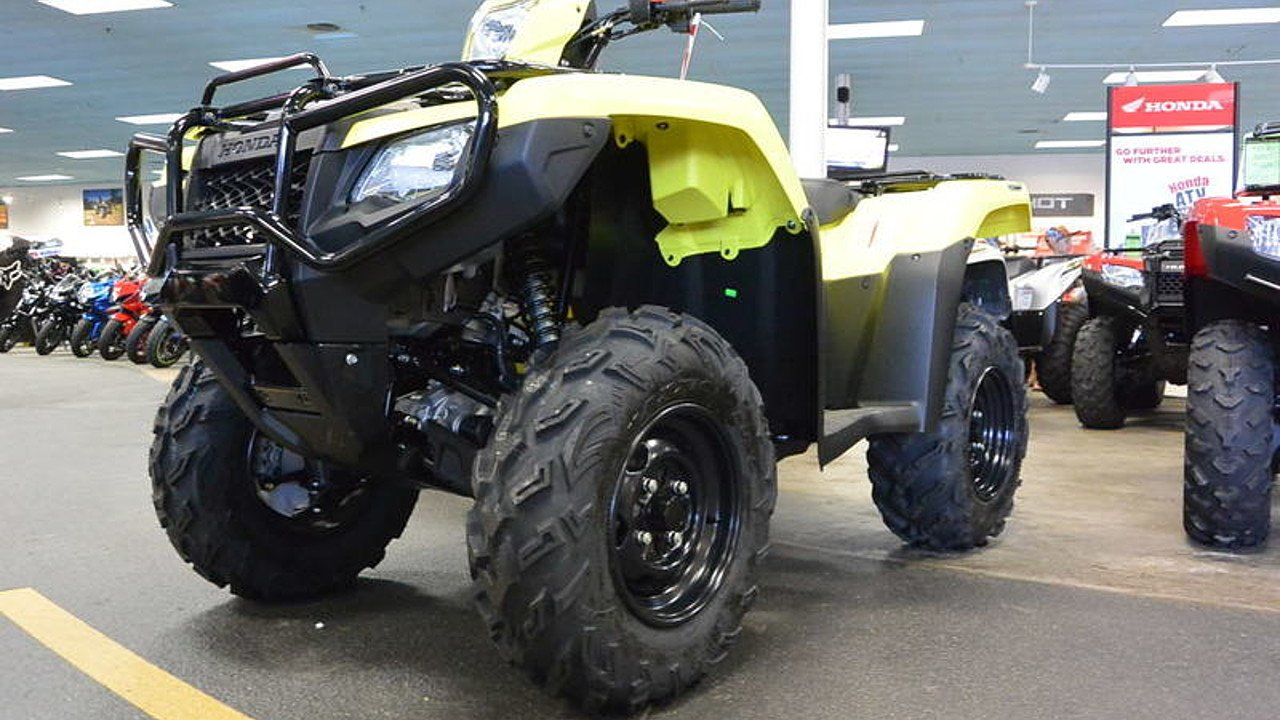 2017 Honda FourTrax Foreman Rubicon 4x4 EPS for sale 200486973