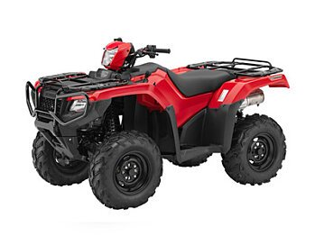2017 Honda FourTrax Foreman Rubicon 4x4 Automatic DCT for sale 200496816