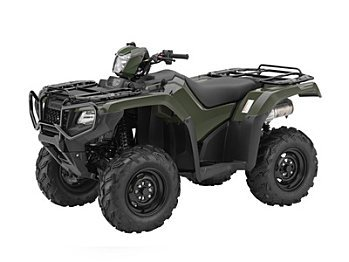 2017 Honda FourTrax Foreman Rubicon 4x4 Automatic DCT for sale 200497149