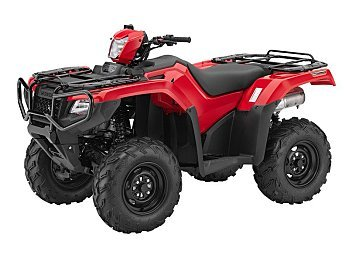 2017 Honda FourTrax Foreman Rubicon for sale 200516676